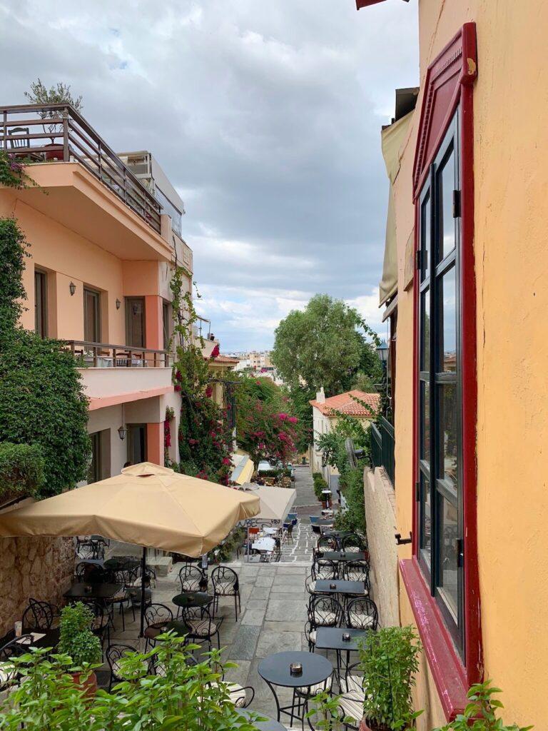 Athens-Plaka