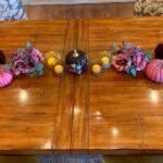 DIY Seasonal Table Centerpieces