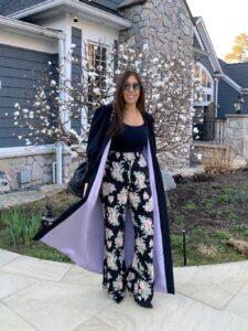 Cordelia kimono