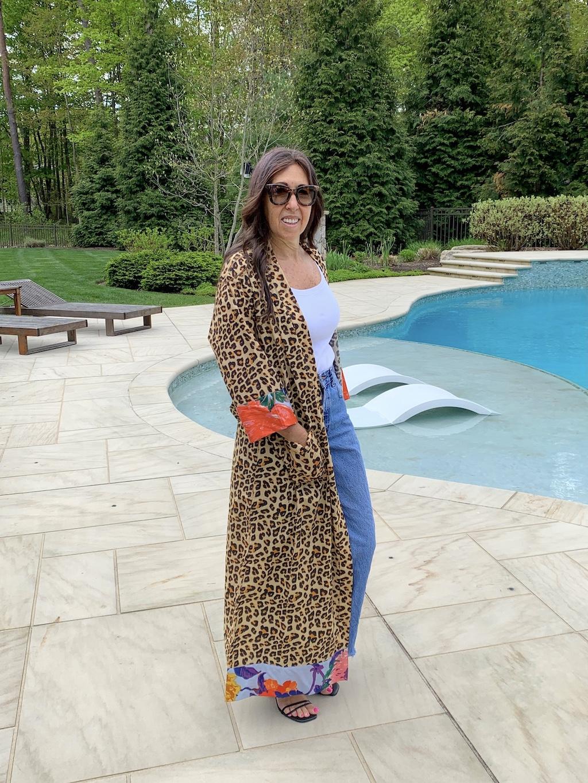 leopard-duster